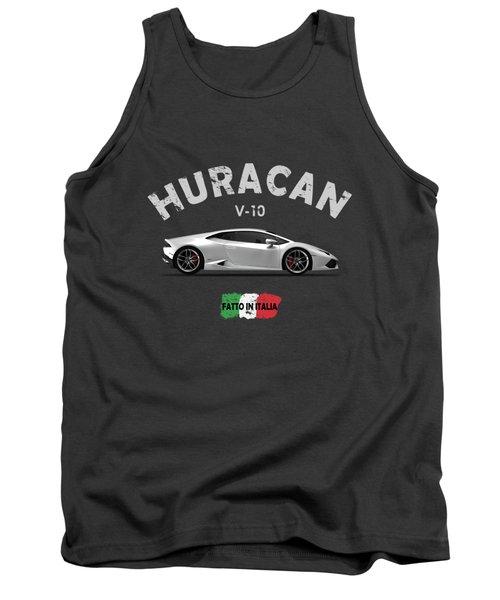 The Lamborghini Huracan Tank Top