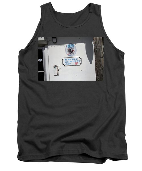 As Cold As Your Ex's Heart Tank Top