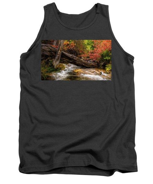 Autumn Dogwoods Tank Top