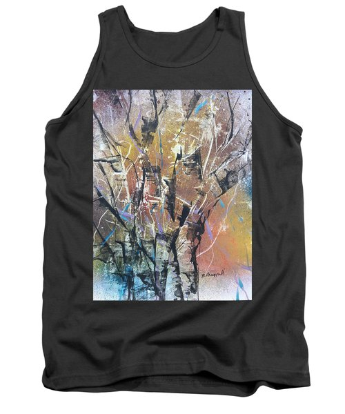 Autumn Glow Tank Top