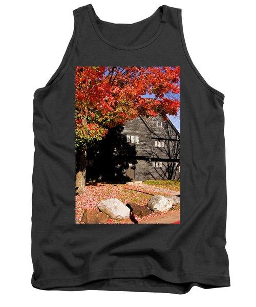 Autumn In Salem Tank Top