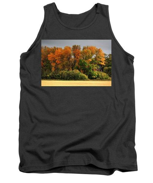 Autumn Is Nigh  Tank Top
