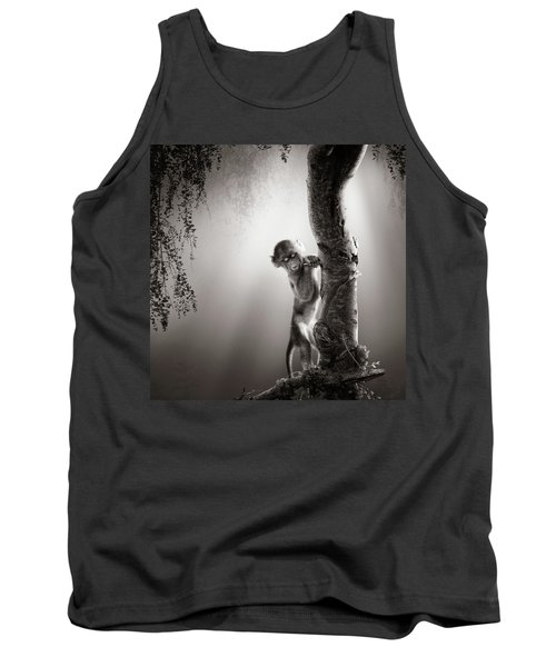 Baby Baboon Tank Top