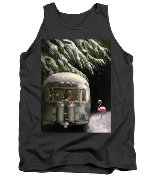Baby, It's Cold Outside Tank Top