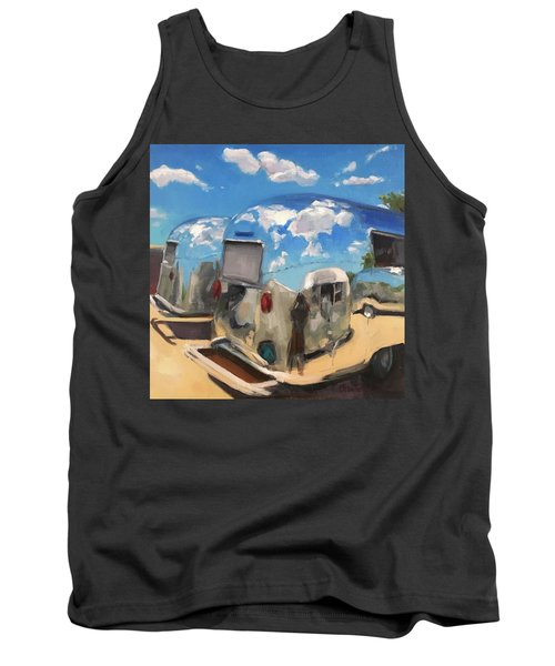 Baby's At The Polisher's Tank Top