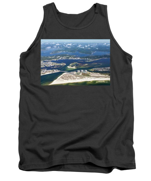 Backwaters 5122-a Tank Top