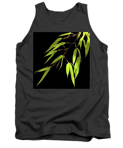 Bamboo Leaves 0580a Tank Top