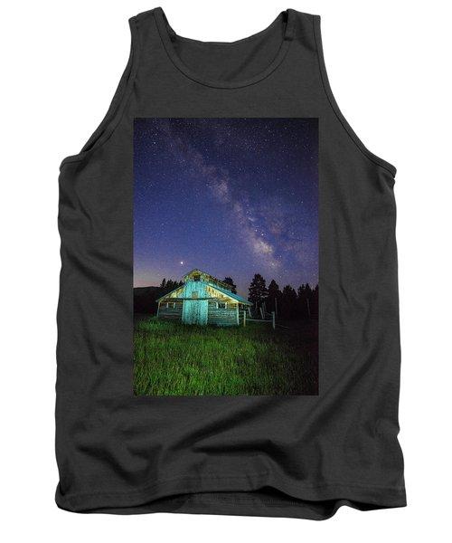 Barn In Rocky 2 Tank Top
