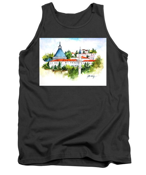Basillica Of Annunciation Tank Top