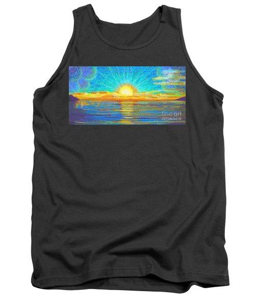 Beach 1 6 2019 Tank Top