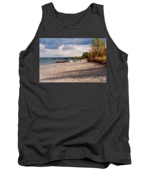 Beach Storm Tank Top