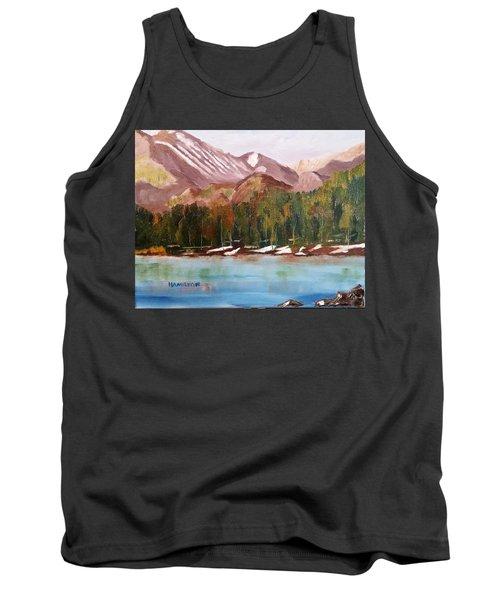 Bear Lake And The Keyboards Tank Top
