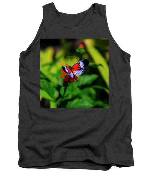 Beautiful Butterfly Tank Top