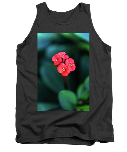 Beautiful Summer Flowers Tank Top