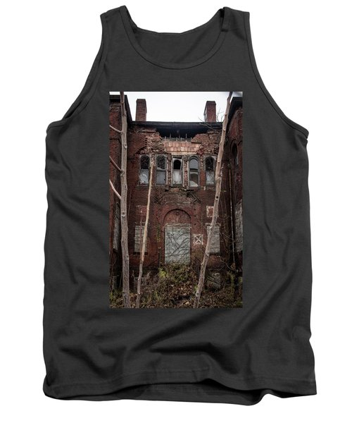 Beauty In Decay Tank Top