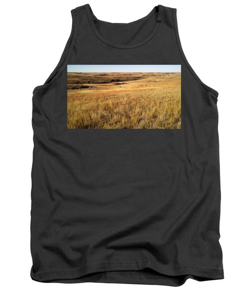 Beauty On The High Plains Tank Top