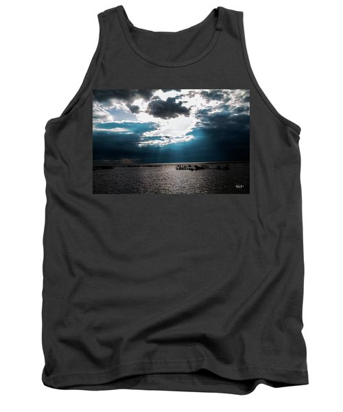 Beginning Of The End Of The Day Tank Top