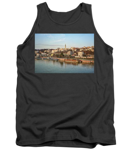 Belgrade Cityscape Tank Top