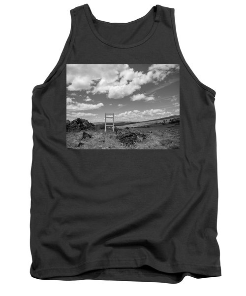 Beyond Here The Chair Project Tank Top