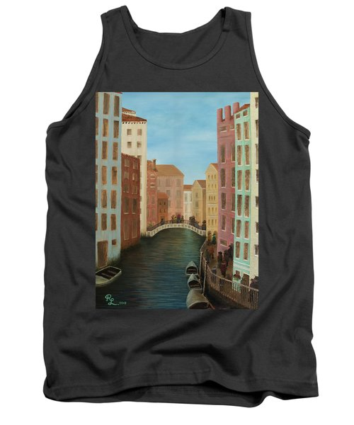 Beyond The Grand Canal Tank Top