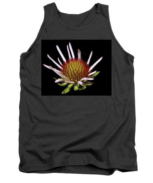 Black Sampson Tank Top