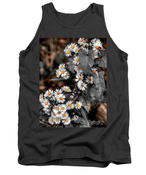 Blended Daisy's Tank Top