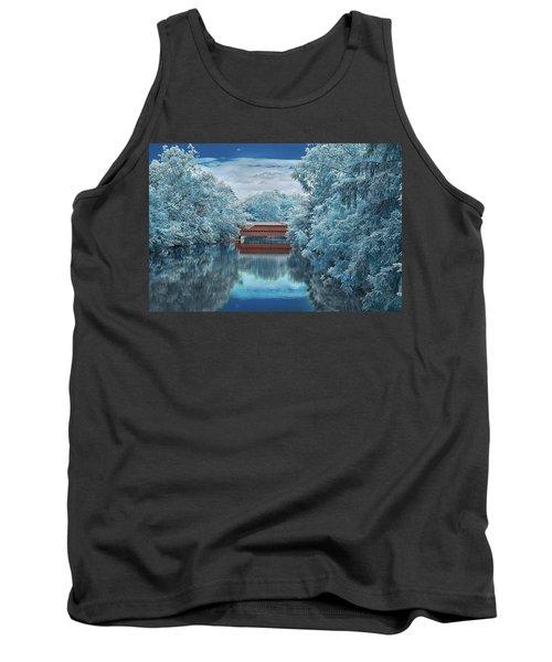 Blue Sach's Tank Top