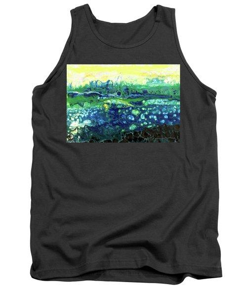 Blueberry Glen Tank Top