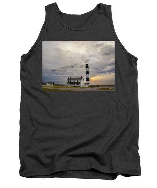 Bodie Island Lighthouse No. 2 Tank Top
