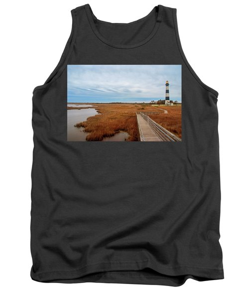 Bodie Island Lighthouse No. 3 Tank Top