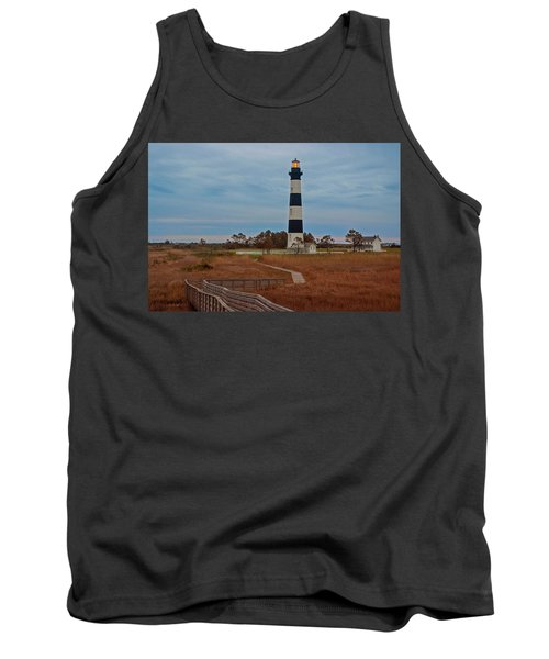 Bodie Island Lighthouse No. 4 Tank Top
