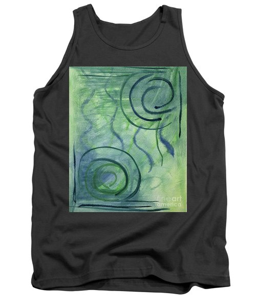 Beach Collection Breeze 2  Tank Top