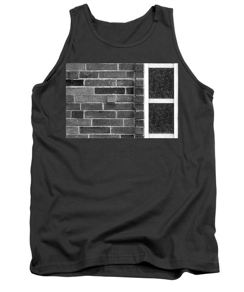 Brick And Glass - 2 Tank Top