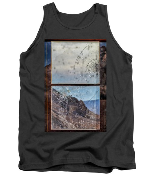 Tank Top featuring the photograph Broken Dreams by Laura Roberts