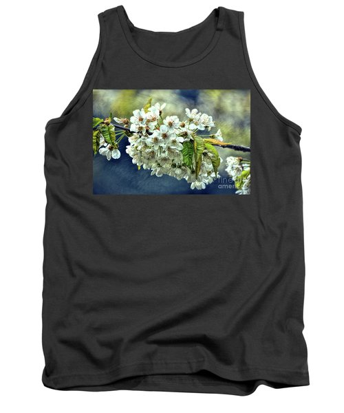Budding Blossoms Tank Top