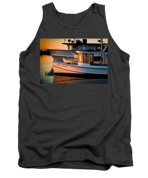 Buffalo Boat Tank Top