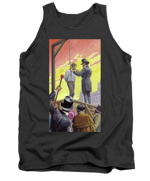 Burke And Hare, Criminals, Grave Robbers And Murderers Tank Top