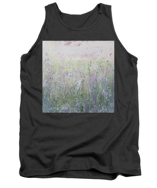 Buttercups And Bluebells Tank Top