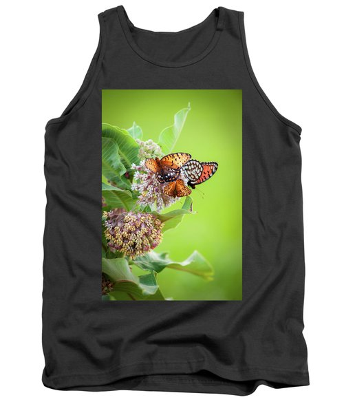 Butterfly Buffet II Tank Top