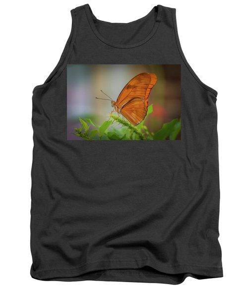 Butterfly, Delicate Wings... Tank Top