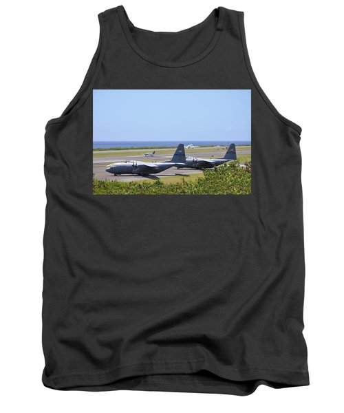 C130h At Rest Tank Top