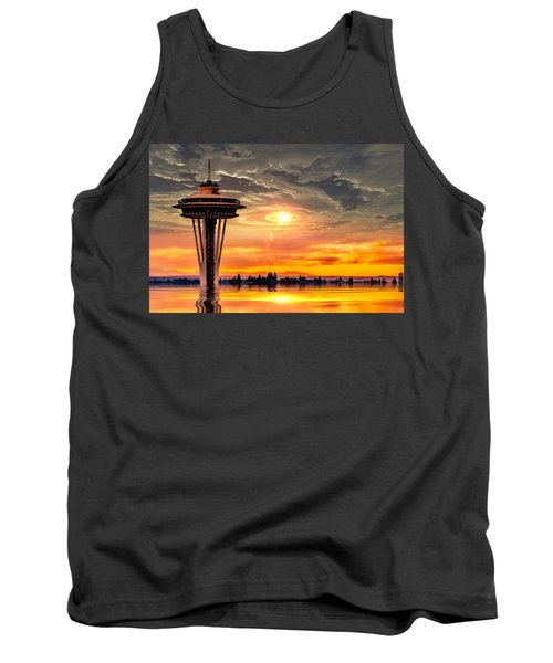 Calm After The Storm Tank Top