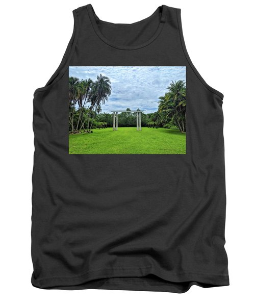 Can You See Your Future? Tank Top