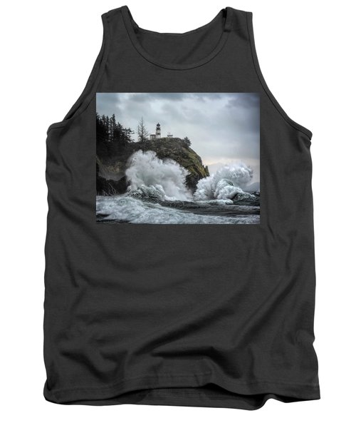 Cape Disappointment Chaos Tank Top