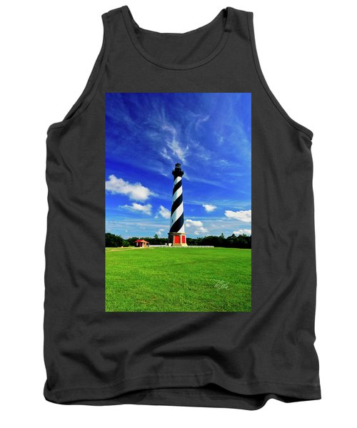 Cape Hatteras Lighthouse Tank Top