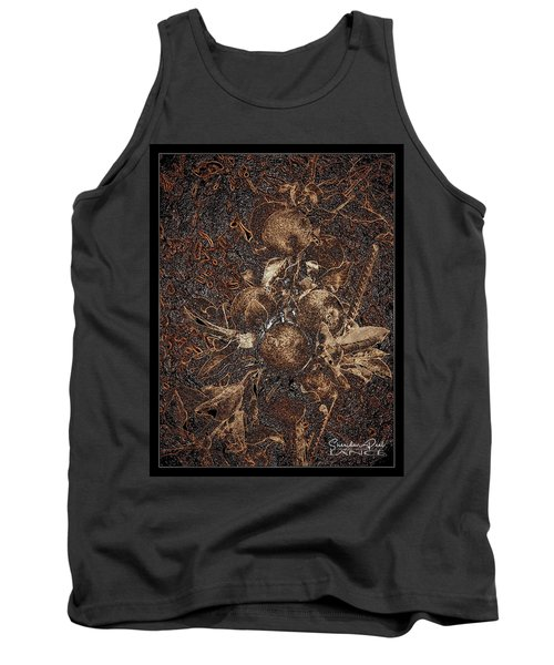 Carved Apples Tank Top