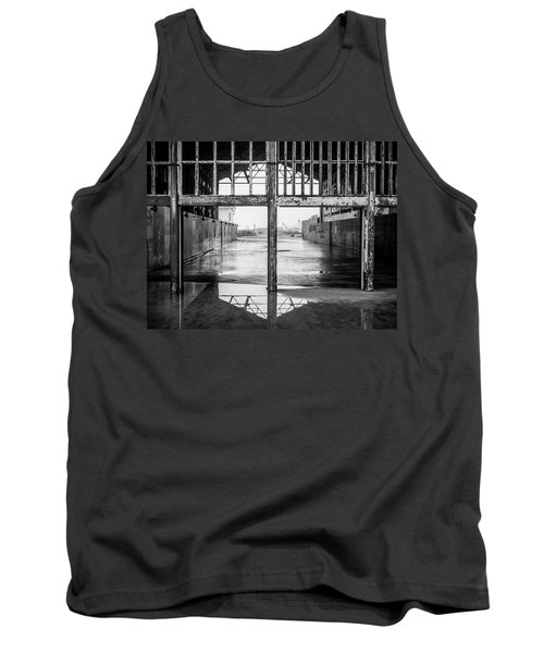 Casino Reflection Tank Top