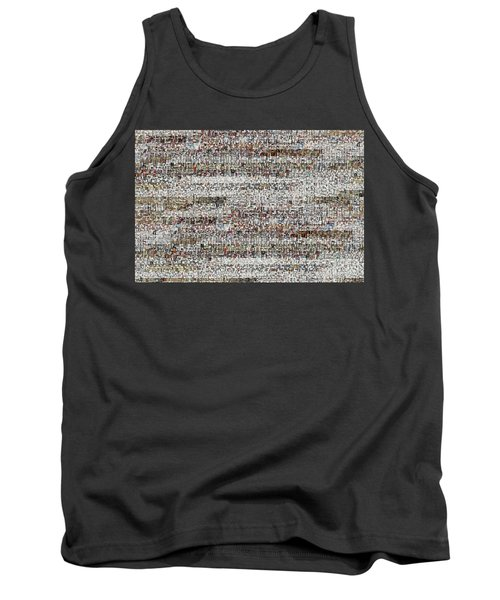 Cataloged Moments Tank Top