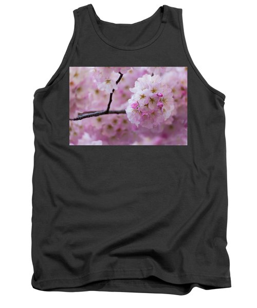 Cherry Blossom 8624 Tank Top