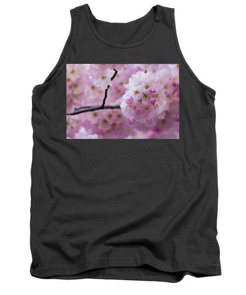 Cherry Blossom 8624 Tank Top